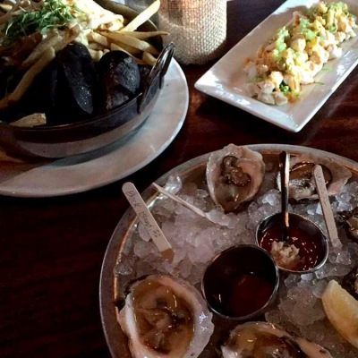 Midtown Oyster Bar, Newport, R.I.